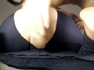 April BigAss deep throat, anal, fist and squirting