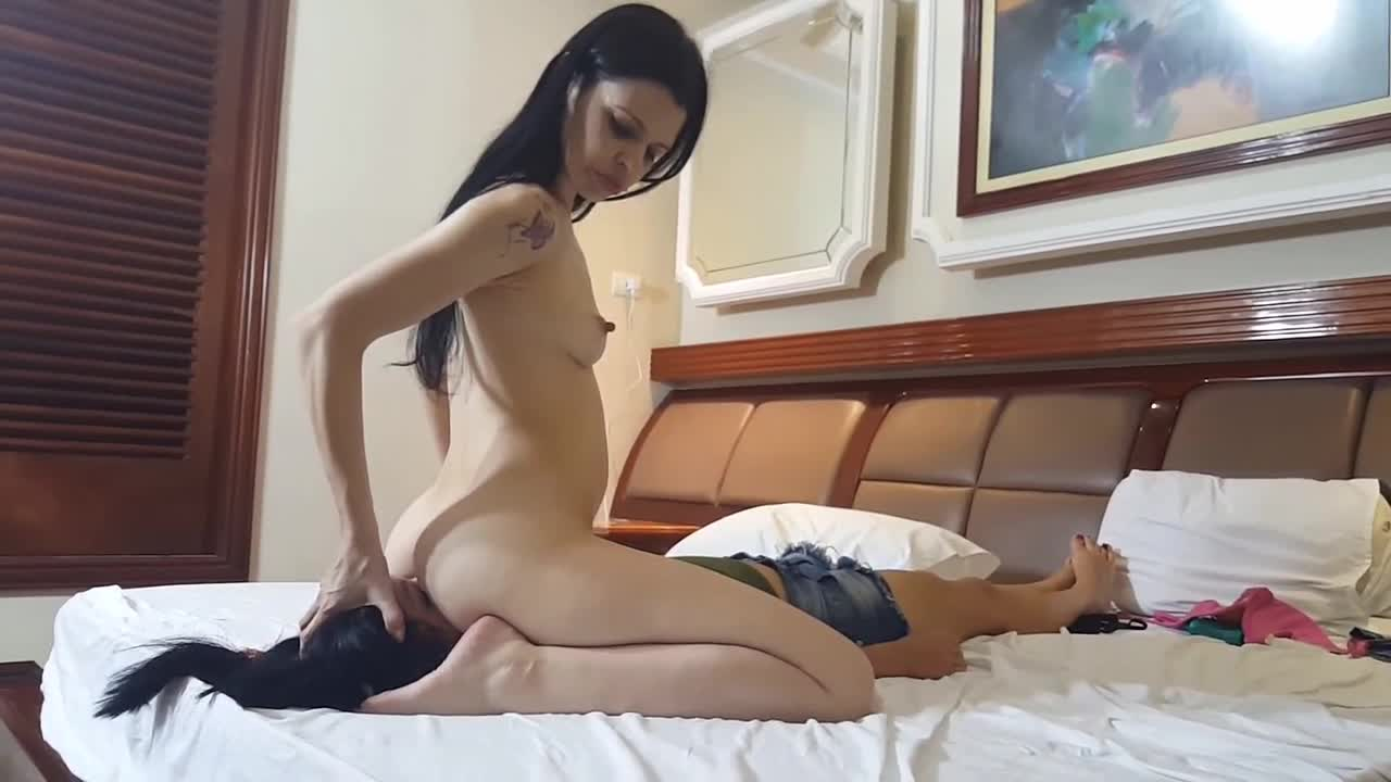 Two Asian Girls Having Sex