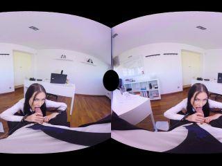 virtual reality - Virtualrealporn presents Juan Lucho & Sasha Rose in Secretary VR Porn video
