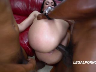 First time to LP Juicy sweet ass Mandy Muse in a beautifull DP full of gapes and balls deep action AA029 / 30.08.2018