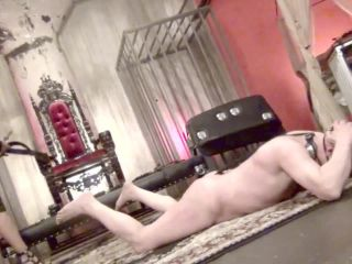 Ball Abuse – DomNation – EFFORTLESS BRUTALITY! Starring Bossy Delilah