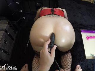 Elouise Please - Hardcore Anal Training Creampie BOY GIRL