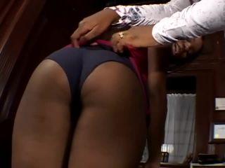 femdom public humiliation Black Feet On Booty Street #5   diva devine   black porn femdom tied handjob, ms. platinum on big ass porn   stacie lane   black porn femdom mmf