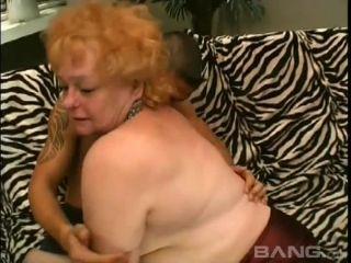 My Naughty Grandma Is Still Horny Scene 1