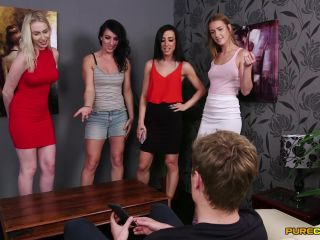 Purecfnm – Alexis Crystal, Grace Harper, Jasmine Lau, Skyler Mckay – Own Medicine