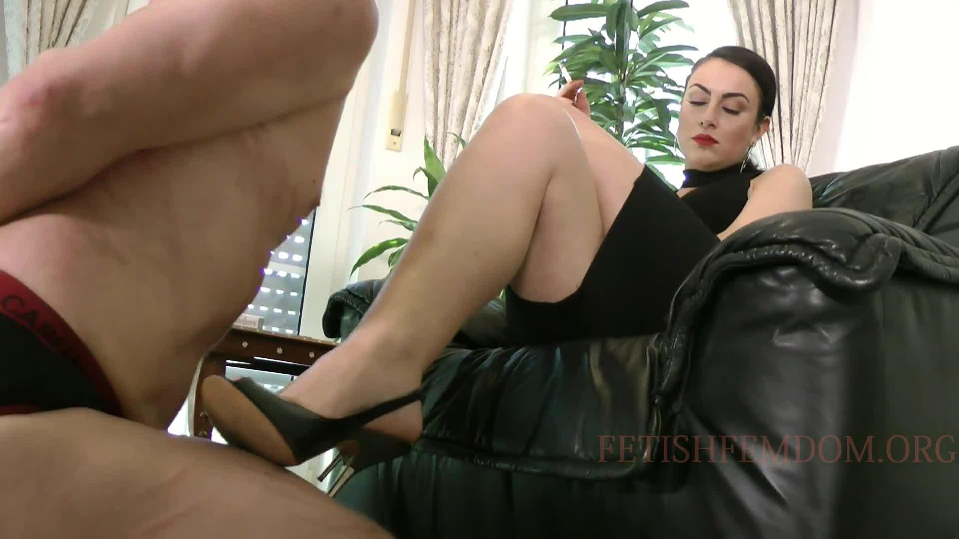 Lesbian Ass Licking Femdom