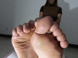 Porn online Toes fetish – hot soles after work
