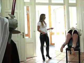 Cassandra And Nemesis - Caning Therapy