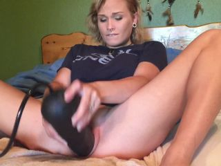 ManyVids.com - LilySkye - Destroying my cunt , sensual blowjob hd on amateur porn
