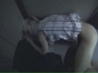 Old but really good scene in an elevator, it's from ManiacDiaries, a w ...