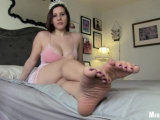 Porn online Foot JOI – Pay To Obey Meggerz – Foot Jester
