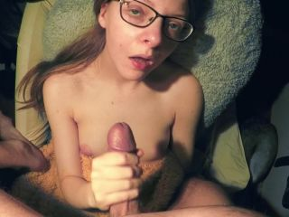 FFeZine – 15 Mins of Taboo POV, Cum in her Mouth