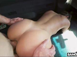 BangBus presents Alexa Vega in Sexy Realtor Rides on The Bus –
