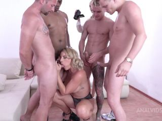 Leidy de Leon 0% Pussy And Florane Russell DPP first piss on her 4on2, piss, piss in pussy DAP DPP, Creampie NF114