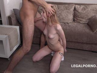 LegalPorno presents Olivia Westsun meets the Oliver Trunk, Balls Deep anal, ATM, Messy Cumshot GL038 –