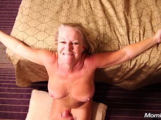 Mom Suzan, 56