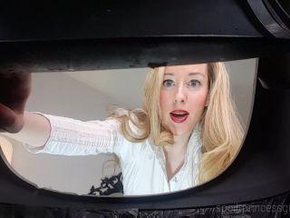 Online porn - Spoilt Princess G – My garbage slave disposal femdom