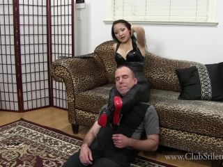 Clubstiletto – No Escape For Weakling Slave – Miss XI