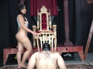 breastfeeding fetish femdom porn | Smother Therapy Feat Astrodomina (HD MP4) – Asian, Goddess Sydney | ass smothering