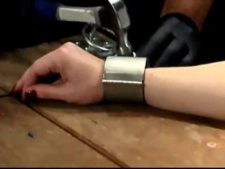 Brutal BDSM – Leahnim Nailed