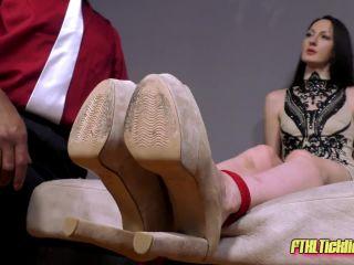 Tickle feet – FTKL's Tickling Fantasies – Laughing Lady Crooks! Pt. 56 Ekaterina's Tickle Interrogation!