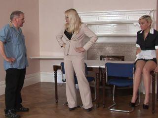 Femdom spanking sex movies
