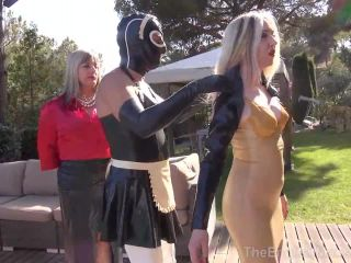 Online fetish - Lady Nina Birch, Mistress Sidonia