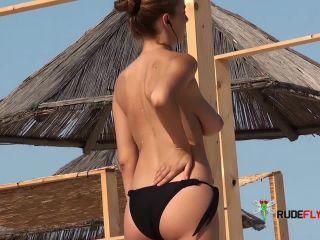 Topless Wife Near The Beach 1 280