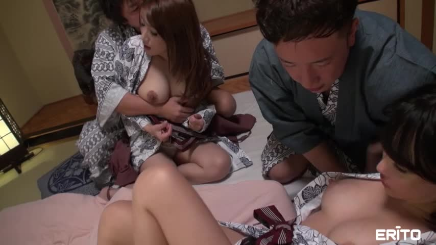Beautiful Japanese Young Wife