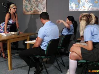 Candi Blows, Chloe Vegas, Georgie Lyall, Tasha Holz (Full HD)