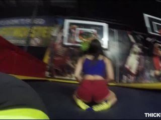 Thickumz - Abella Danger Booty Bouncing Fun