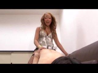JAMD-013 Working The Shaft, Hard Pussy Fucking Orgasm Masochist Male 3