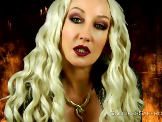 Findom Demon – Goddess Saffron   download film now   pov selena gomez femdom