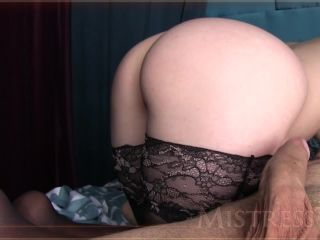 Forced Orgasm – Mistress – T – Fetish Fuckery – Leather Glove Quick Stroke