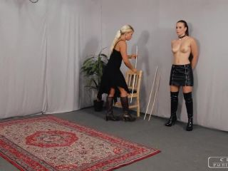 Bastinado – CRUEL PUNISHMENTS – SEVERE FEMDOM – Punishment institution X part3 – Mistress Zita and Mistress Anette