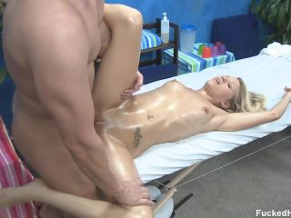 Massage, Oil Fetish For Teagan Summers