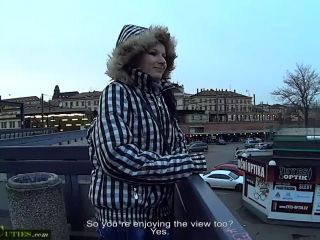 teen girl on streets