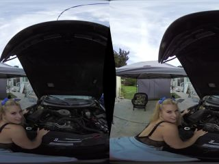 Alex Blake, Arya Fae in Under the Hood