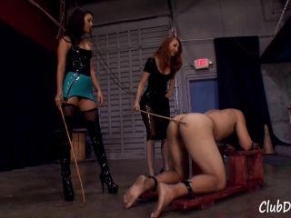 Clubdom - Kendra James, Esme Lee - Destroying His Ass | online | porn video