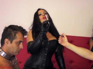 Mistress Ezada Sinn  Not all human ashtrays are born equal. Starring Mistress …