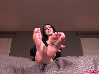 Jerk Off Instruction – Humiliation POV – Programming Foot Sluts Through Chastity And Denial – Mina Thorne