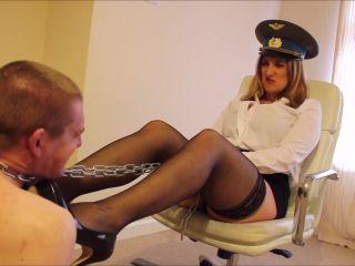 Shoelicking Humiliation