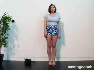 He c inside of her during a casting