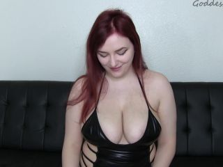 Goddess Canna – Forced to jerk for armpits 1080p