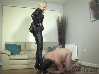 Boots – FemmeFataleFilms – At Akella's Service – Complete Film – Mistress Akella