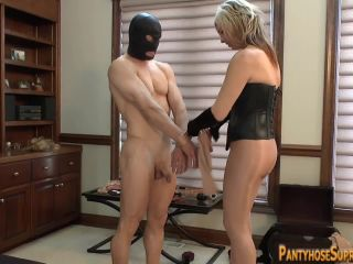 Pantyhose Supremacy - Hot Legs - Mistress Mimi