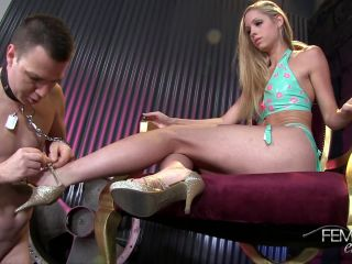 Bitchy Princess Toes