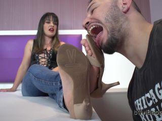Bffvideos – Under Scarlet White Sweaty Feet, Loser! Pt.1
