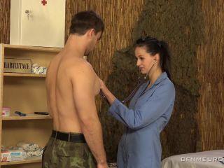 CFNMEU – Vojenska Pani, Viktor Burek –  Clothed Female Naked Male Europe: Army Games