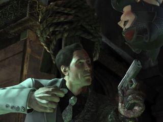 Dont Harley Quinn and Dont Batman